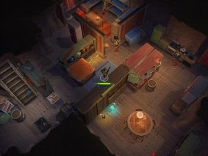 Screenshot Image Gameplay Space Marshals 2 Android