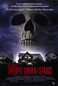 The People Under the Stairs Poster