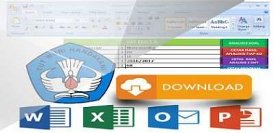 Aplikasi Analisis Nilai Ulangan Harian Lengkapi Dengan Tema Sub Tema