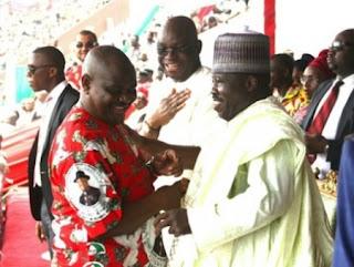 PDP crisis: Sheriff Pledges Loyalty To Makarfi