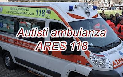 adessolavoro.blogspot.com - autisti ambulanza 118