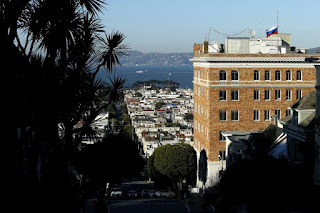 Russian Consulate in San Francisco