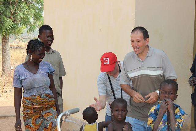 Joan Soler en Togo