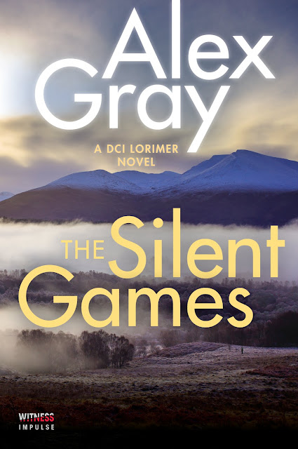 The Silent Games (DCI Lorimer Book 11) by Alex Gray