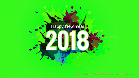 new year wallpapers 2k18 pictures images graphics images poster for Facebook Whatsapp