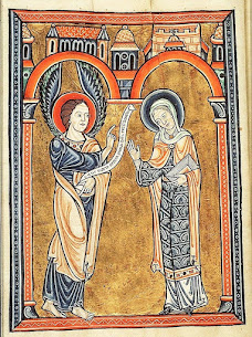 The Annunciation, Part I, Simplicity