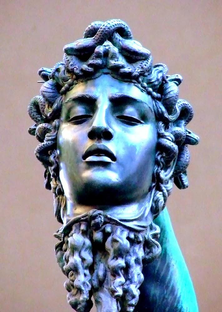 Loveisspeed Benvenuto Cellinis 1545 Bronze -8420