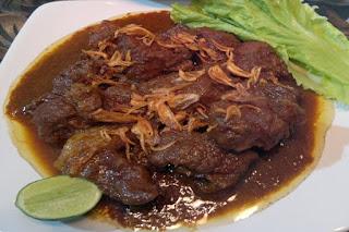 Malbi Daging Sapi Khas Sumatera Selatan