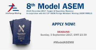 beasiswa konferensi model asem mahasiswa indonesia