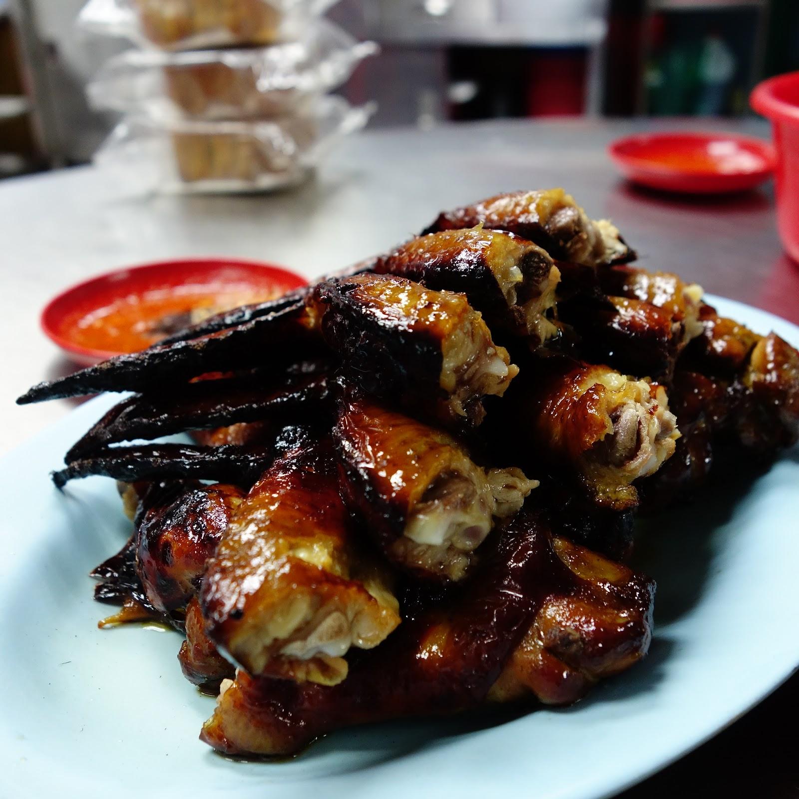 日訪愛祈: 晚餐 @ 黃亞華小食店