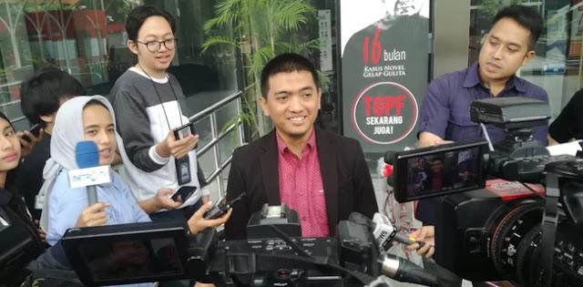 Pegawai KPK Rame-rame Tagih Janji Jokowi