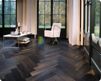 Sàn gỗ tự nhiên chiu liu có màu sắc đặc biệt
