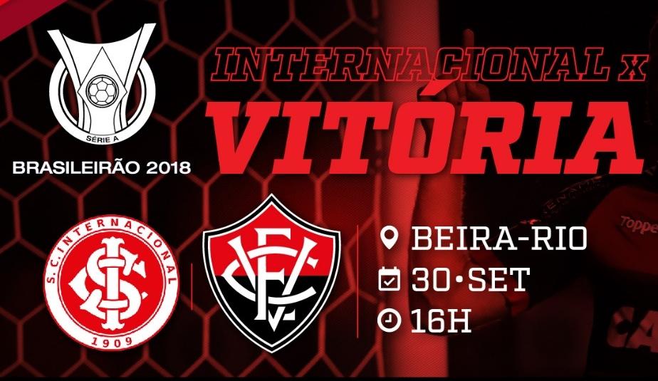 Assistir Internacional x Vitória ao vivo HD pleo Campeonato Brasileiro 1