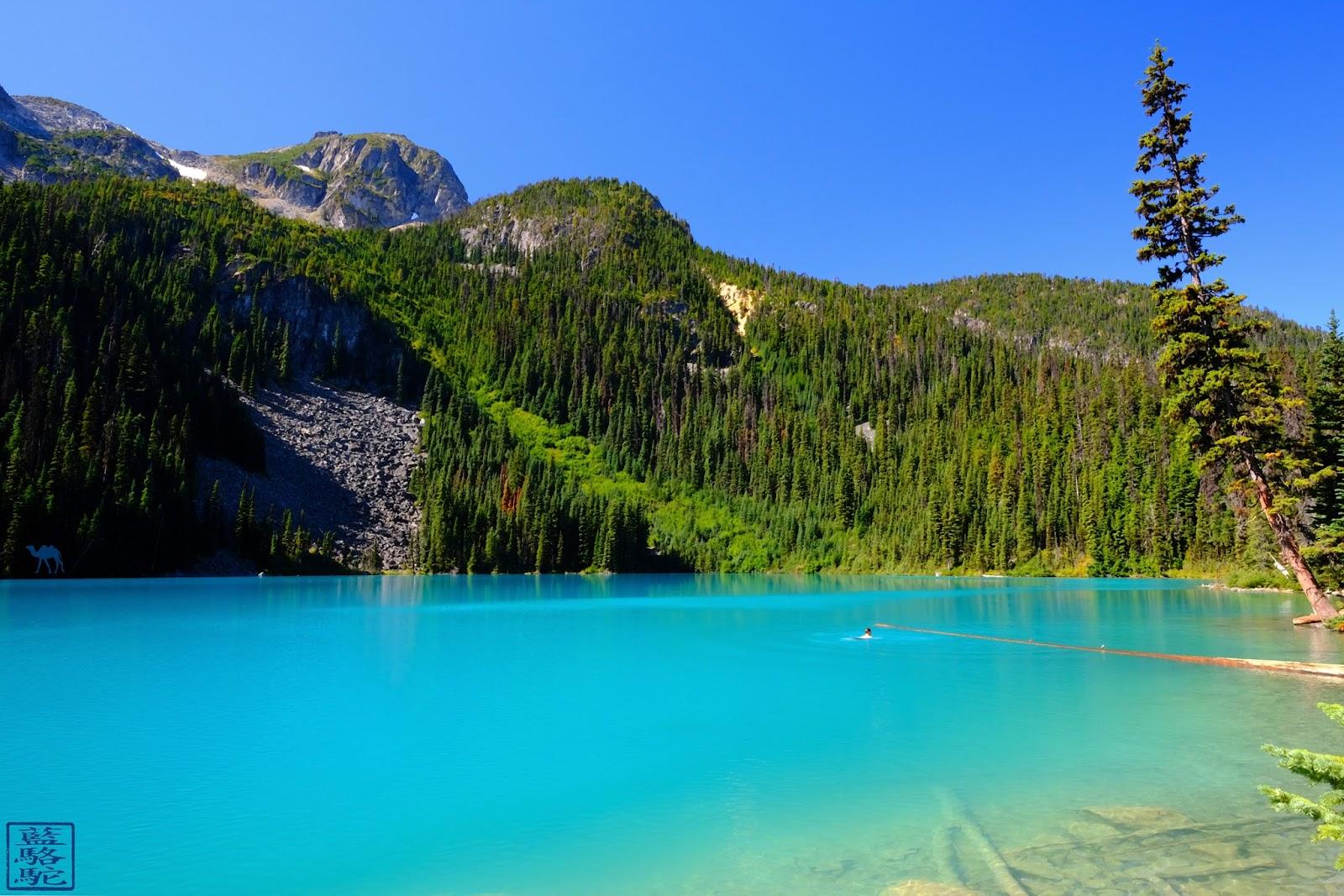 Le Chameau Bleu - Joffre Lake