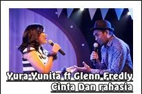 Lirik Lagu Yura Yunita Ft. Glenn Fredly - Cinta Dan Rahasia