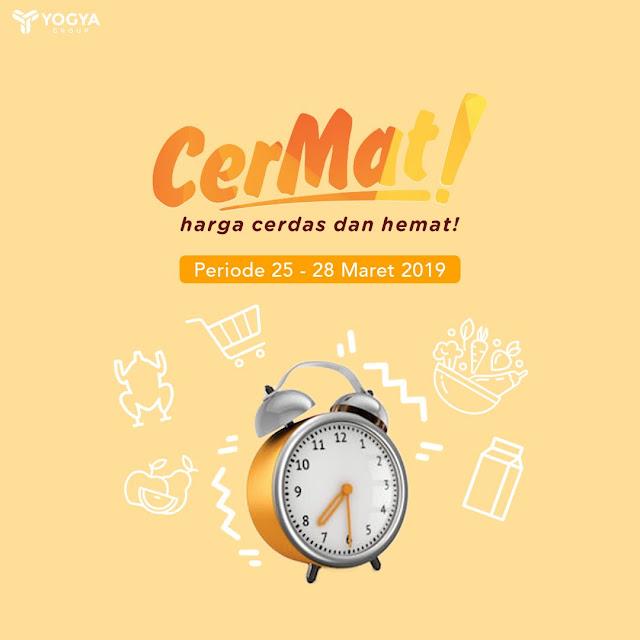 #Yogya - #Promo #Katalog Cerdas & Hemat Periode 25 - 28 Maret 2019