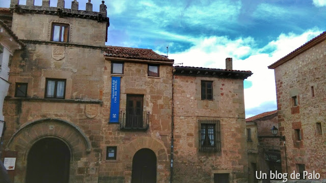 Casa del Doncel en Sigüenza