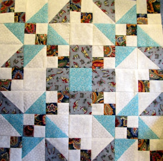 Quilt Ladies Quilt pattern tutorial how to make a quilt block