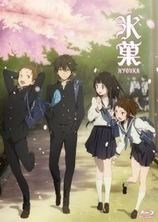Download Hyouka [BD] Subtitle Indonesia (Complete)