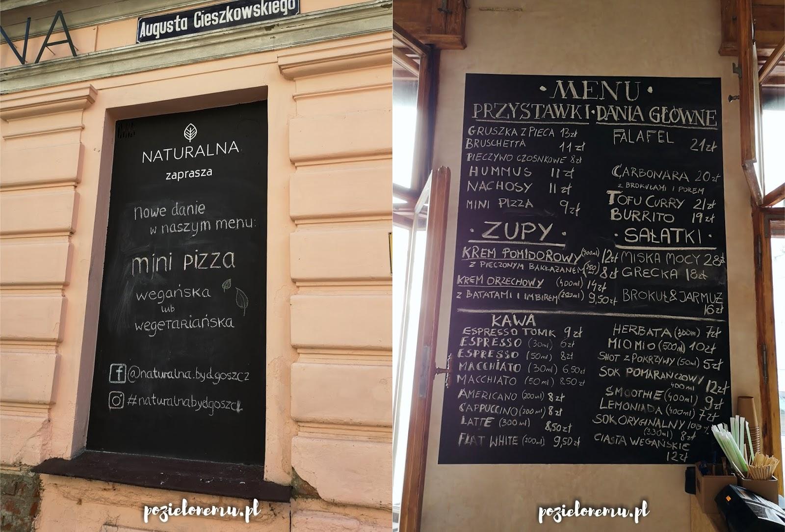 Restauracja Naturalna w Bydgoszczy