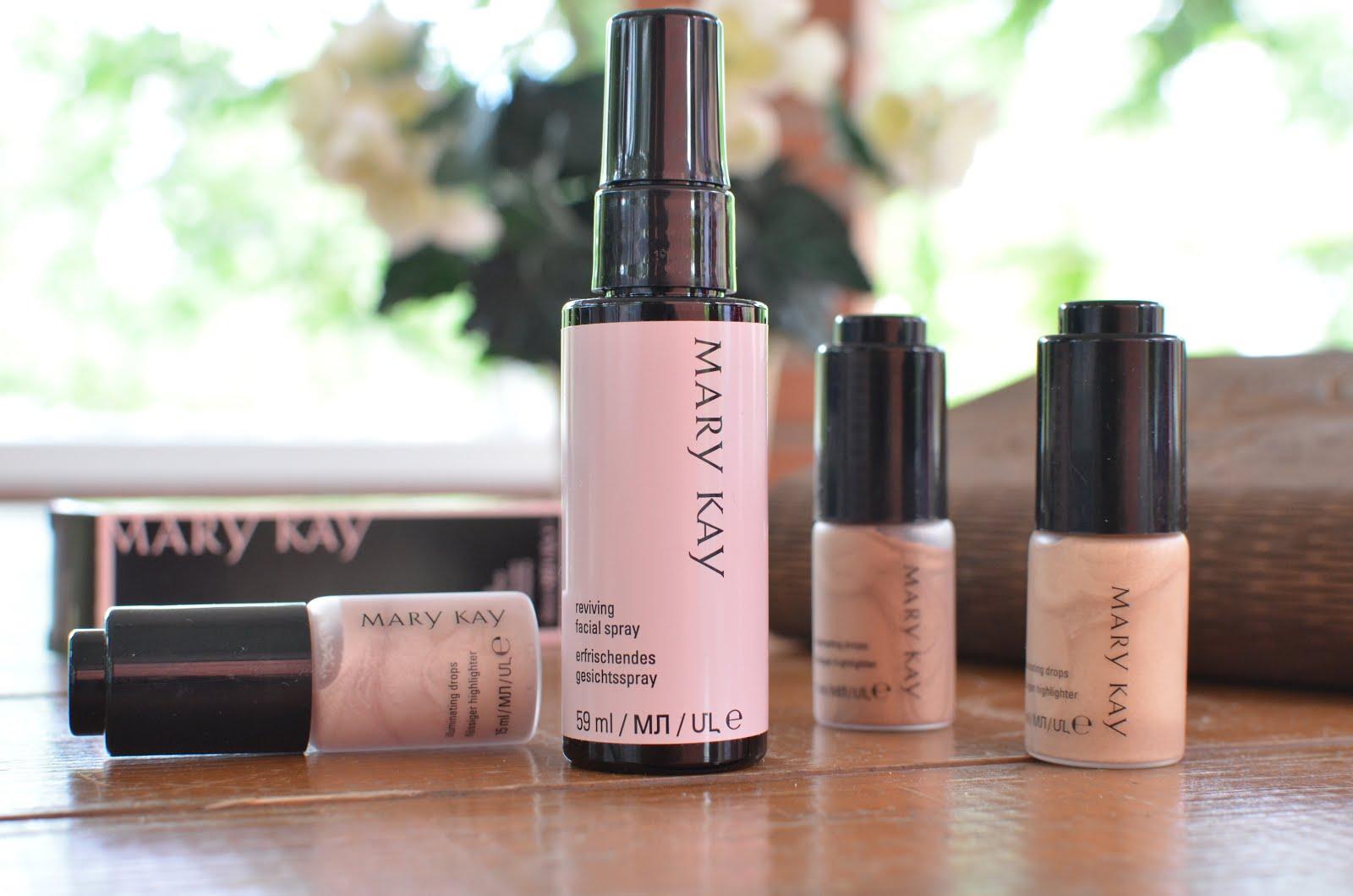 MARY KAY Reviving Facial Spray Освежающий спрей для лица от Skindinavia