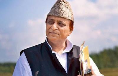 आजम खान बोले मैं भाजपा का आइटम गर्ल.