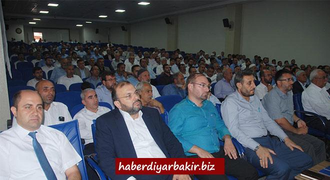 Bölge illerinin müftüleri Diyarbakır'da toplandı