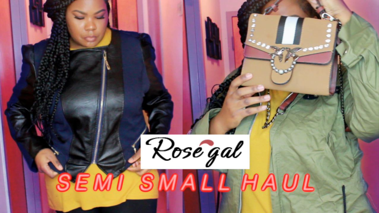 87e1ed57bb9 This video is a mini try on haul from RoseGal. I intended to review a human  hair wig