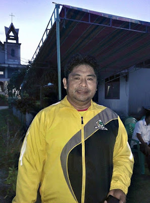 Ketua DPD Parti GOLKAR Talaud Max F.M. Lua