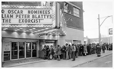 The Exorcist theatrical release