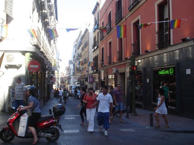Pregón de las fiestas del Orgullo Gay 2011 en Madrid