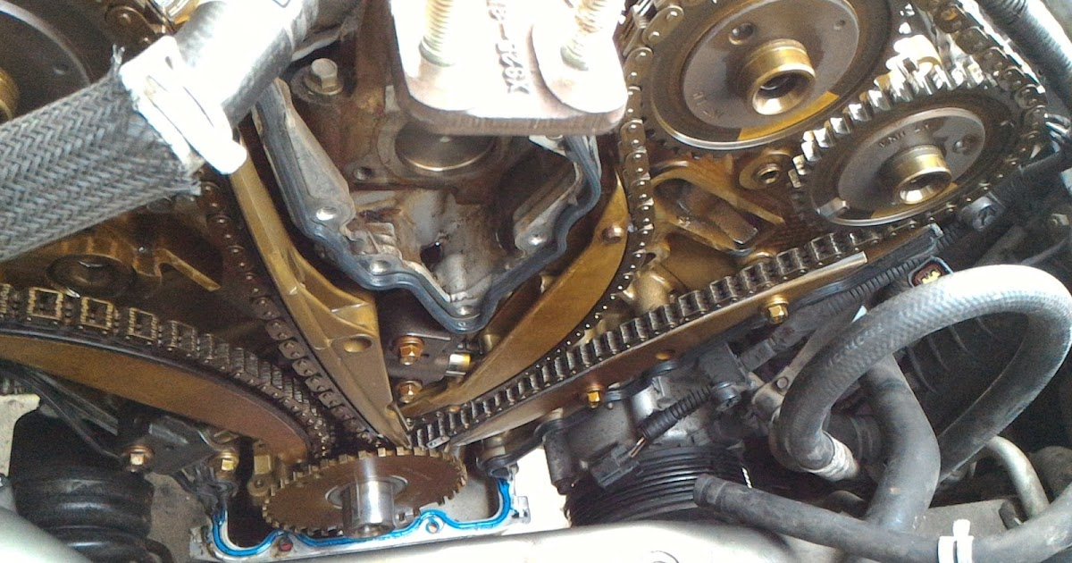 Provident Engineering Replacing the timing chain on my