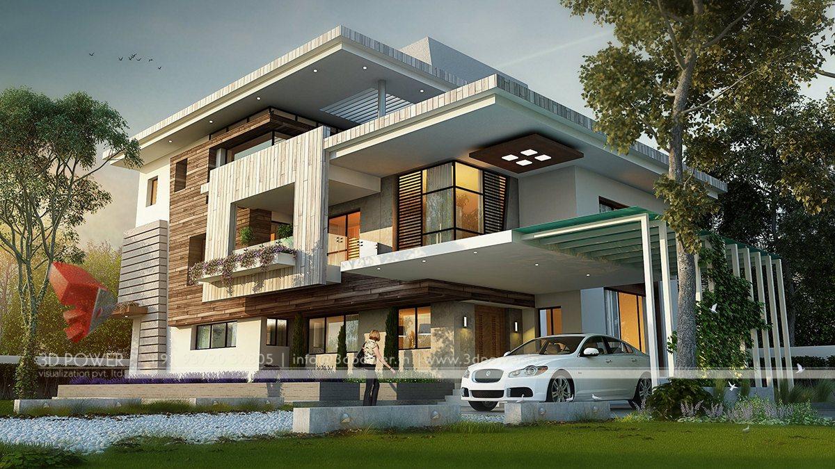 ultra-modern-home-design: Bungalow Exterior - Where Beauty ...