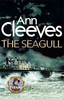 The Seagull by Ann Cleeves - Reading, Writing, Booking