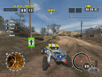 ATV Offroad Fury 4 (PS2) 2006