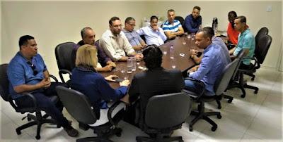 Vereadores de Alagoinhas reúnem com representantes da Heineken