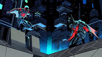 Spider-Man 2099, Batman Beyond, 4K, #140
