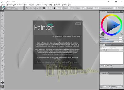 Corel Painter 2016 v15.1.0.740 Full keygen
