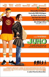 juno movie poster+ellen+page