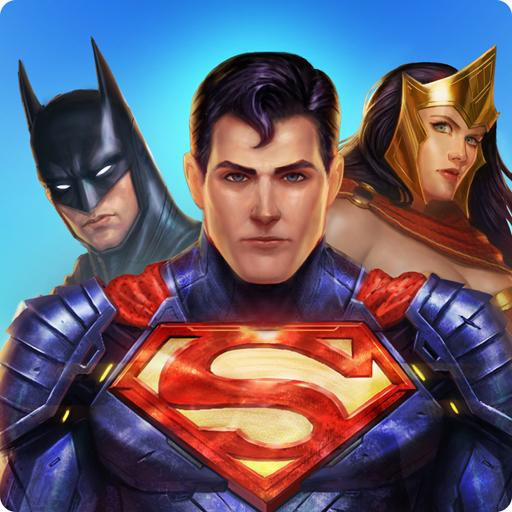 لعبة DC Legends: Battle for Justice مهكرة