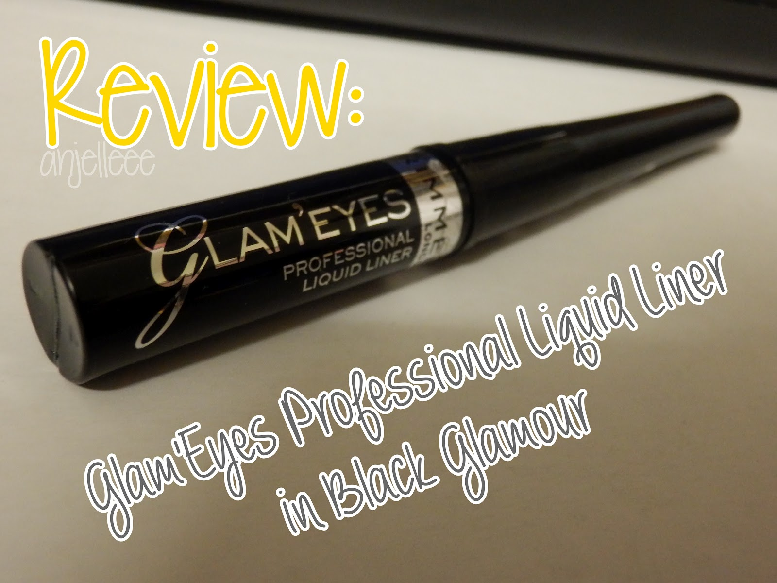 86bec7eaac9 Just another beauty blogger: Rimmel London Glam'Eyes Professional ...