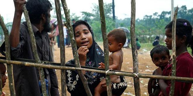 Foto Pengungsi Rohingnya - Reuters