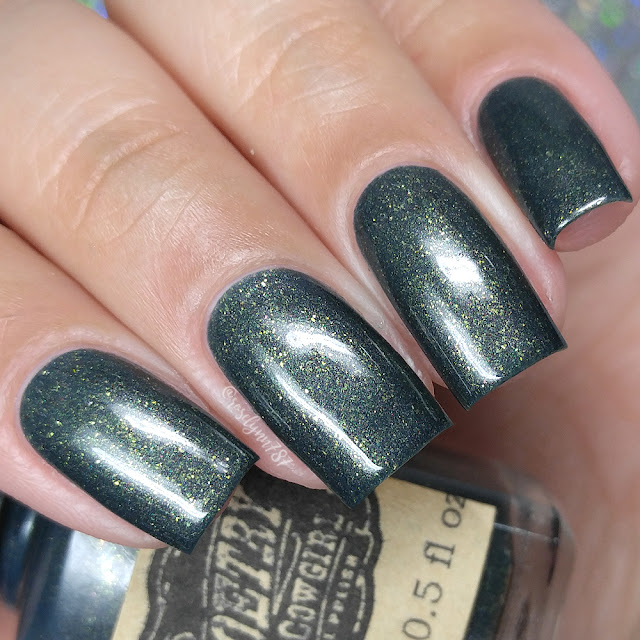 Poetry Cowgirl Nail Polish - 1910