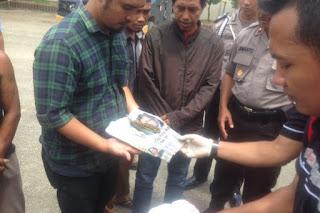 Di Rumah FS Ketua Ormas PP di Sidimpuan, Polisi Temukan Narkoba dan Miras