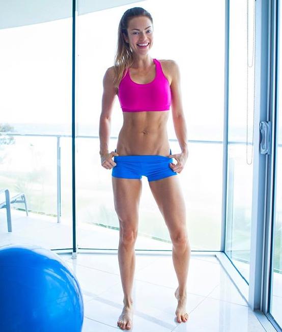 Emily Skye - fitness coach
