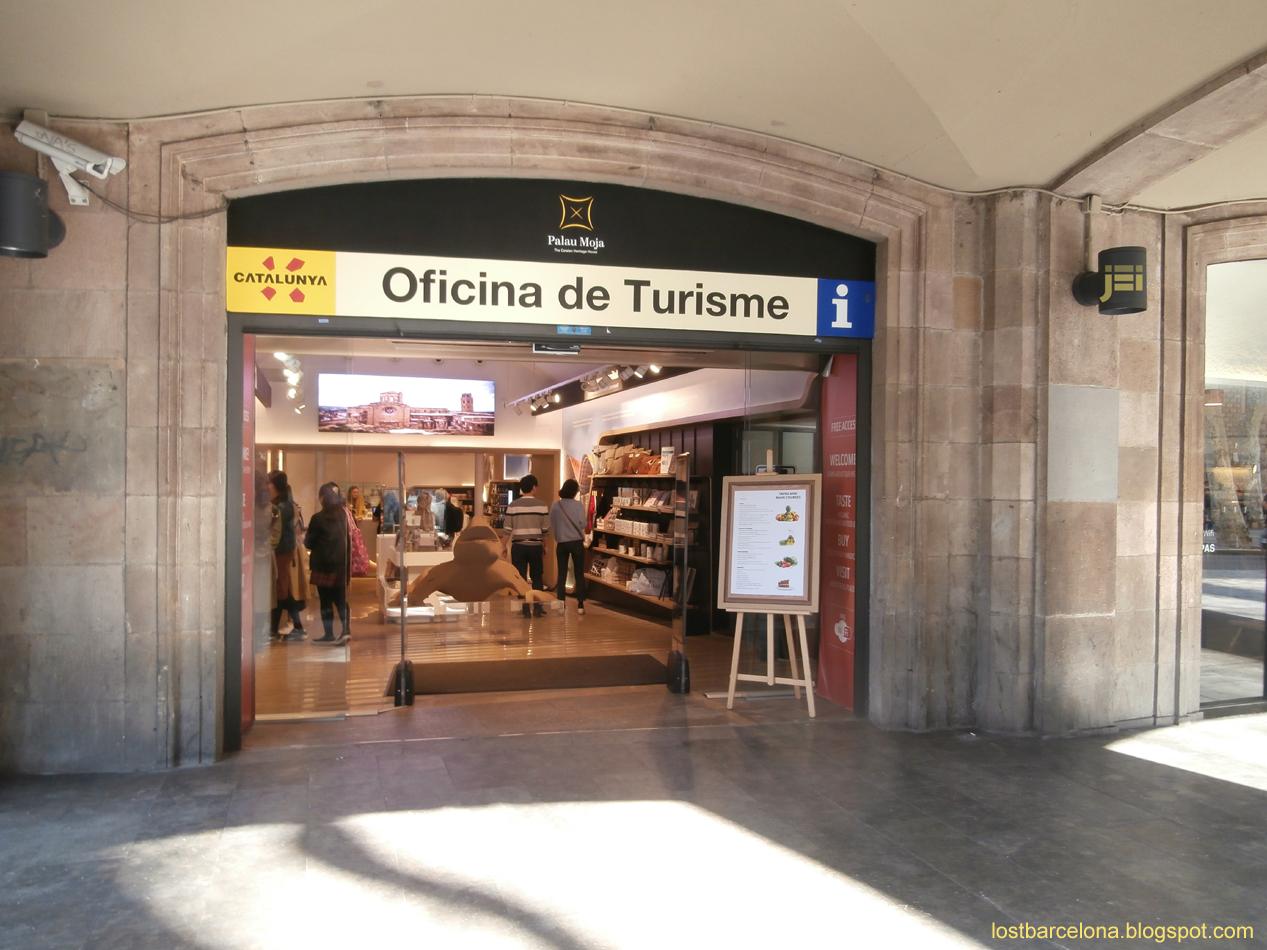 Barcelona mon amour for Oficina de turismo de comillas