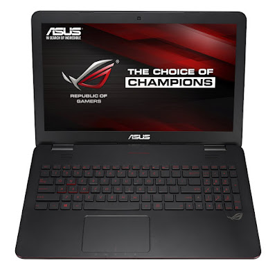ASUS ROG GL551JW-DS71 15.6-Inch FHD Gaming Laptop