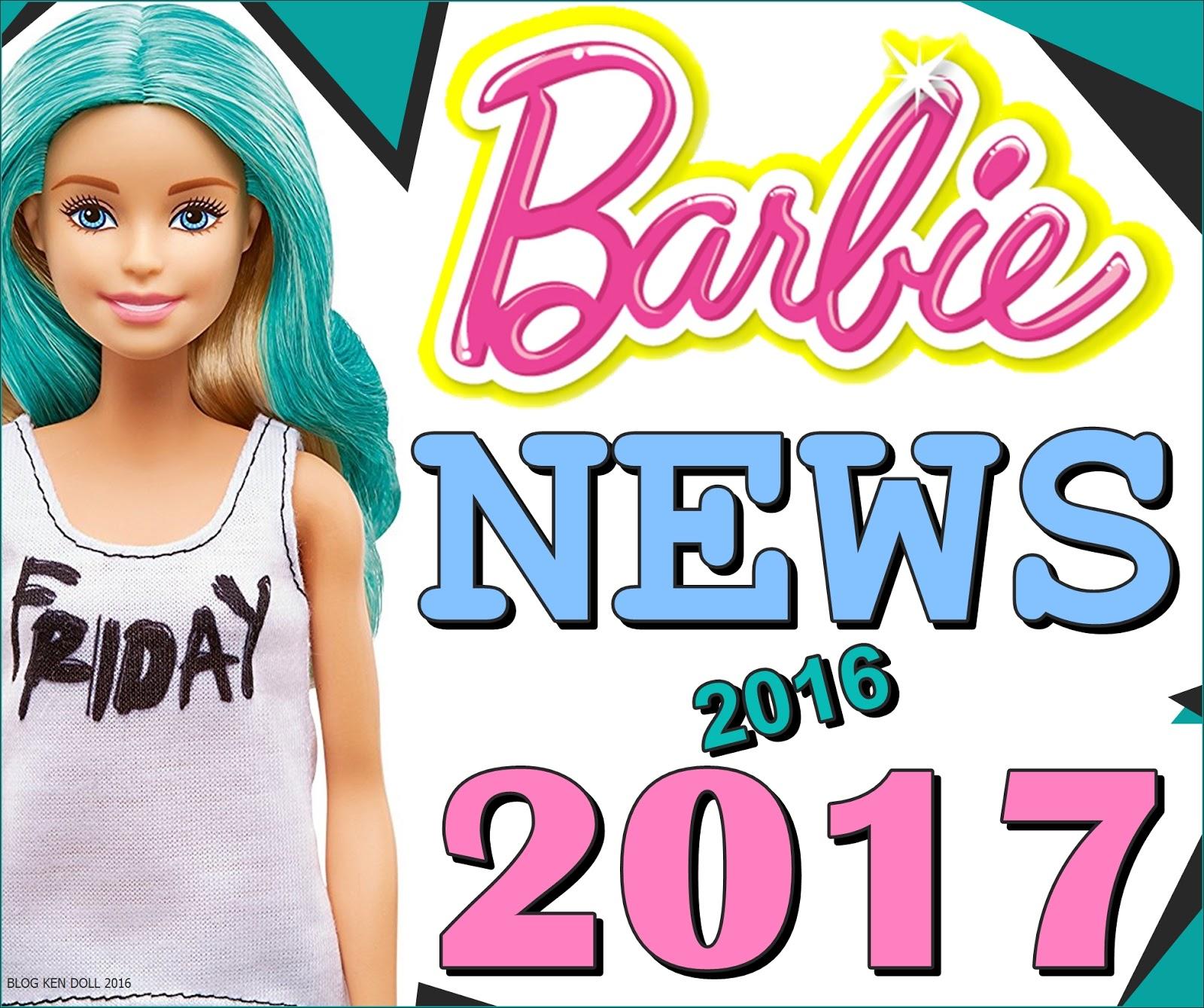Ken Doll Novidades Da Linha Barbie 2016 2017