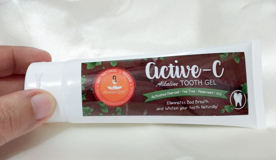 Active C Alkaline Tooth Gel