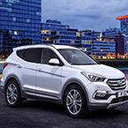 Hyundai Santa Fe Hai Phong